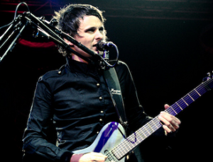 matt bellamy reading festival