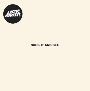 arctic monkeys suck it and see review