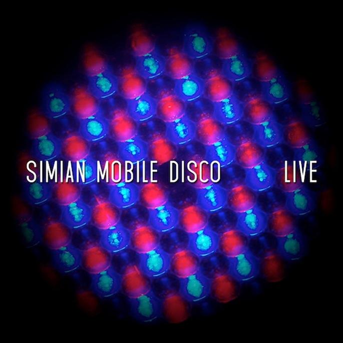 Simian live album