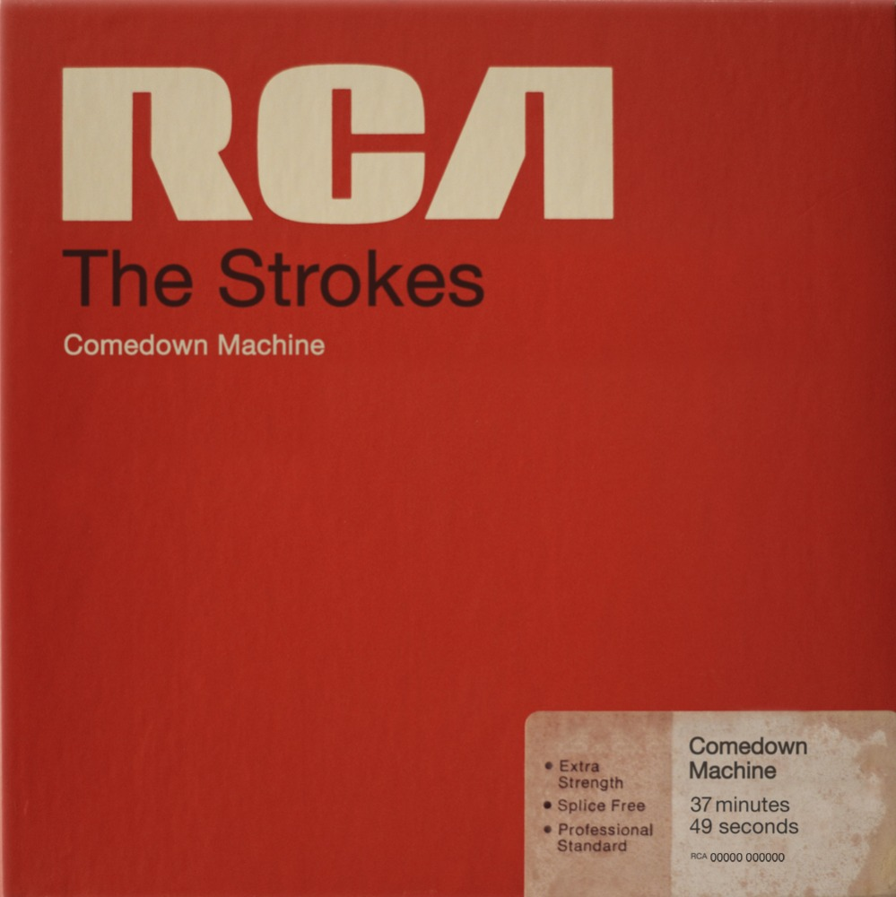 The Strokes new album