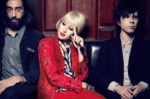 Yeah Yeah Yeahs UK tour