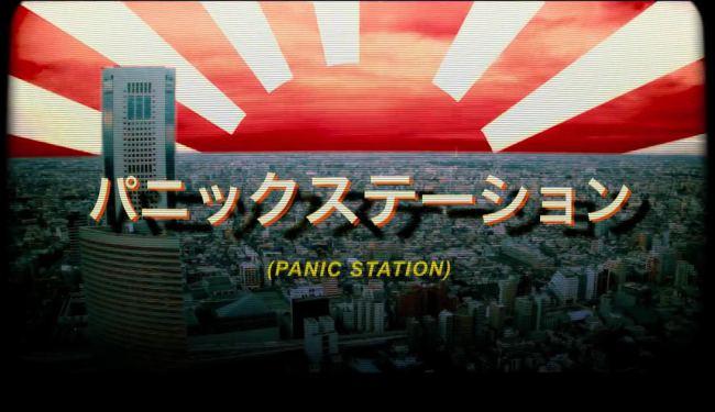 Muse Panic Station video
