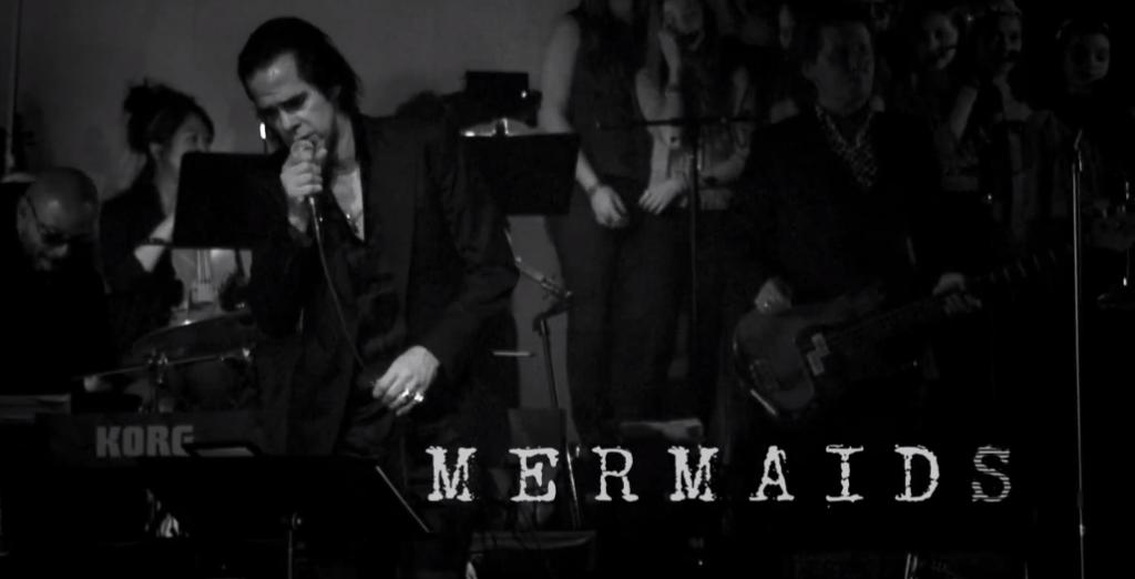 Nick Cave Mermaids single