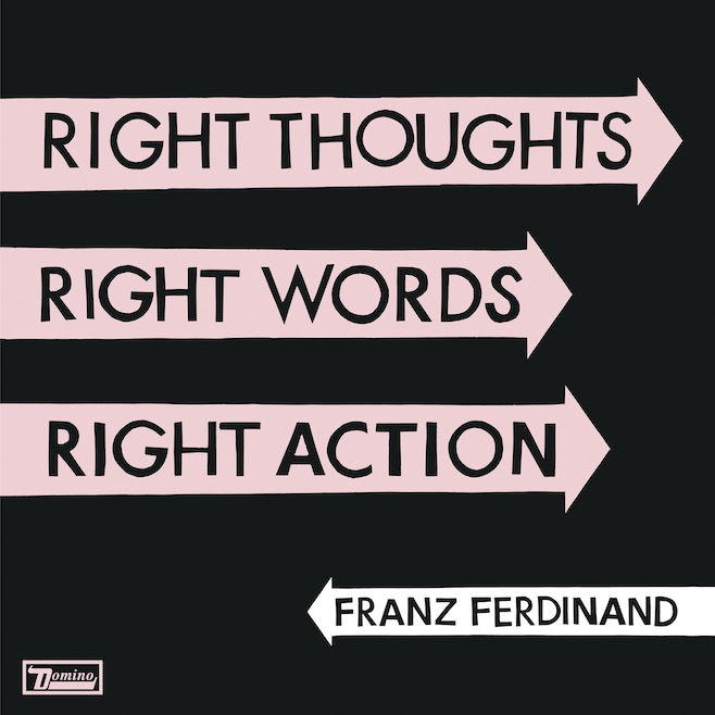 Franz Ferdinand album stream