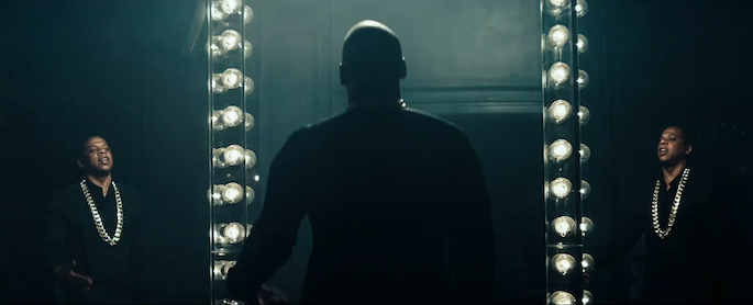 Jay Z Holy Grail video