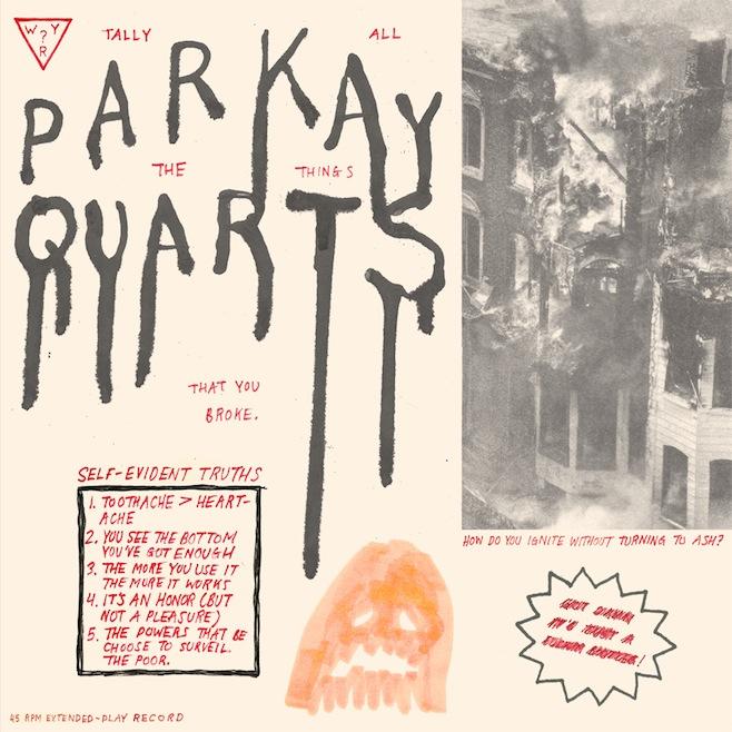 Parquet Courts EP