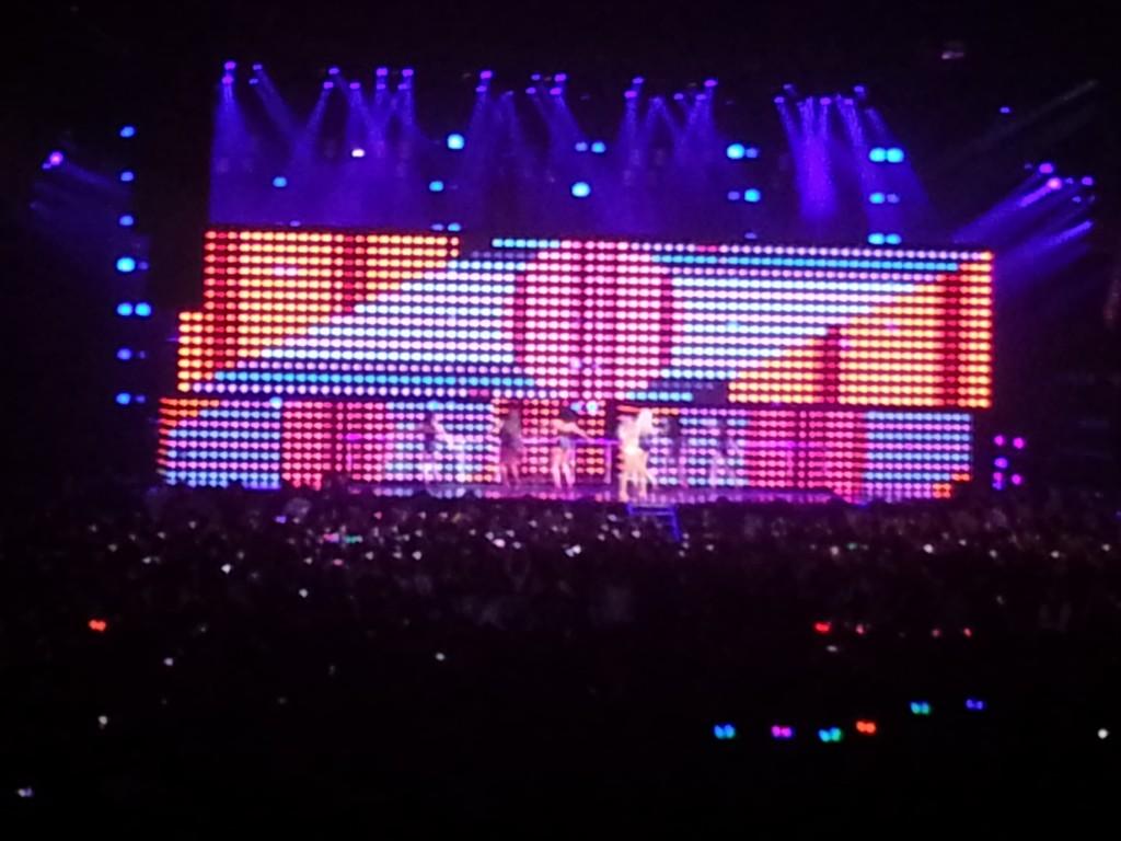 Beyonce LG Arena 3