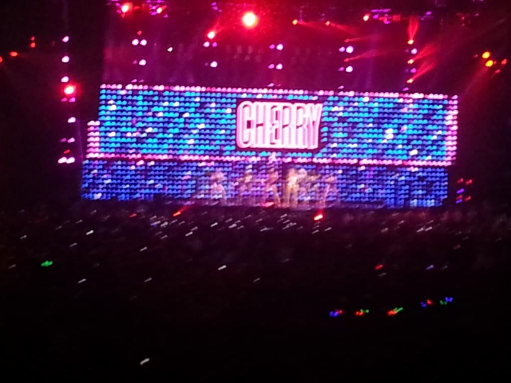 Beyonce LG Arena 4