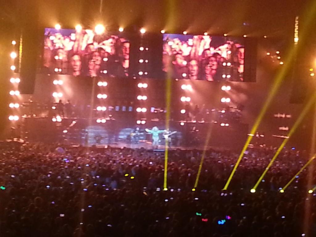 Beyonce Lg Arena 5