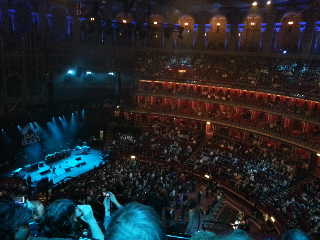 Jake Bugg Royal Albert Hall