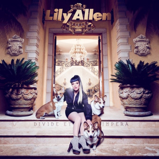 Lily Allen Sheezus album