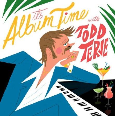Todd Terje album cover