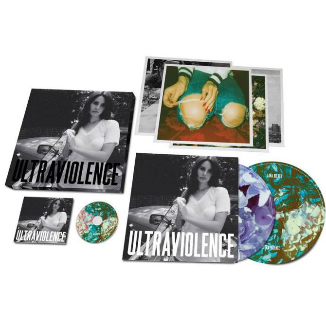 LDR Ultraviolence boxset