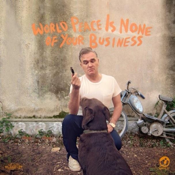 Morrissey album