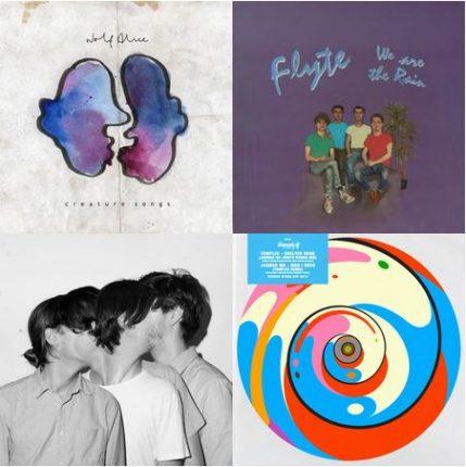 April playlist