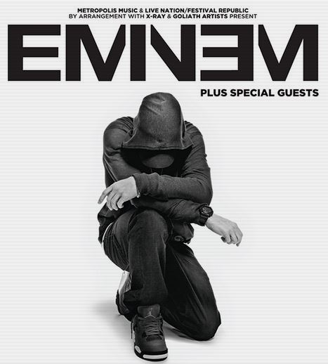 Eminem Wembley tickets