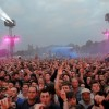 Kasabian crowd in Leicester