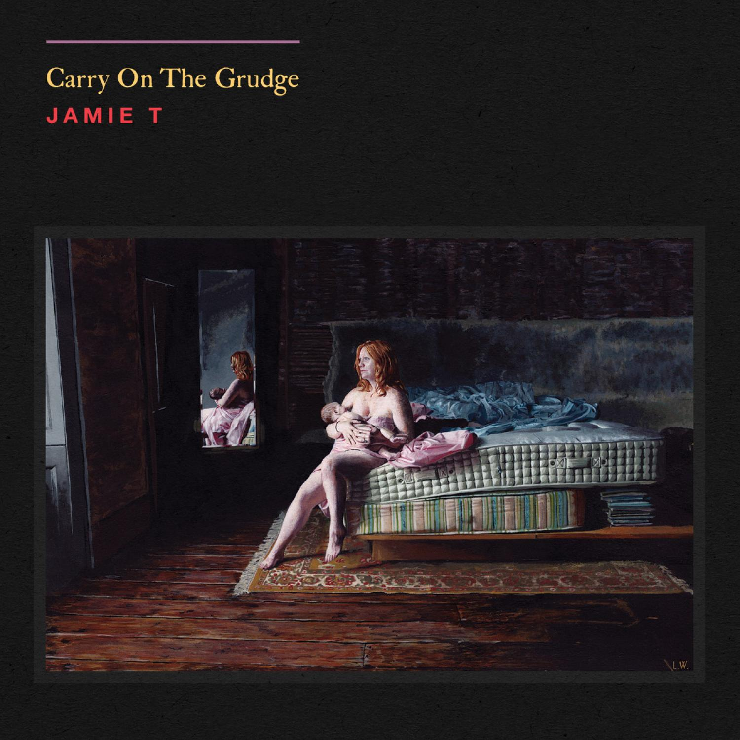 Jamie T album Carry On The Grudge
