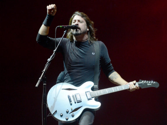 Foo Fighters Invictus Games