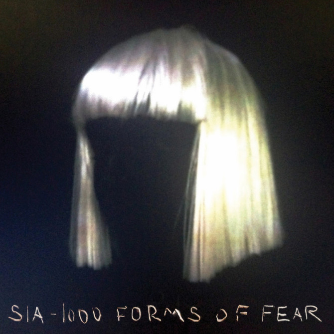 Sia album 1000 Forms Of Fear