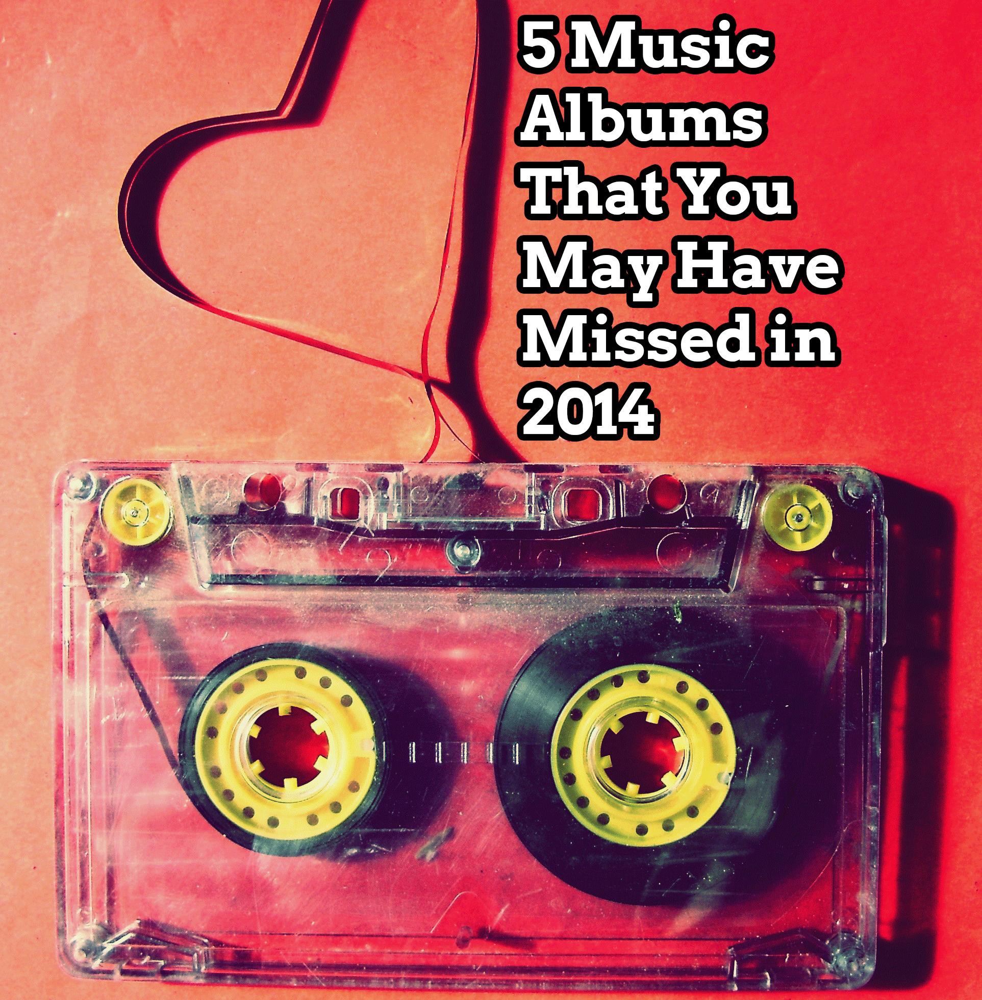 music-albums-2014