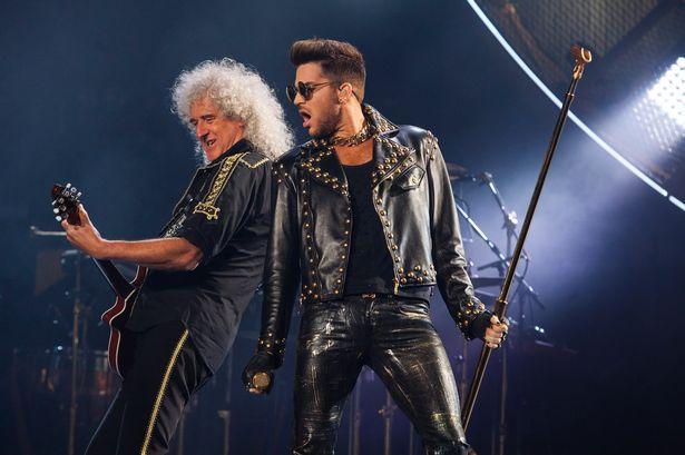queen and adam