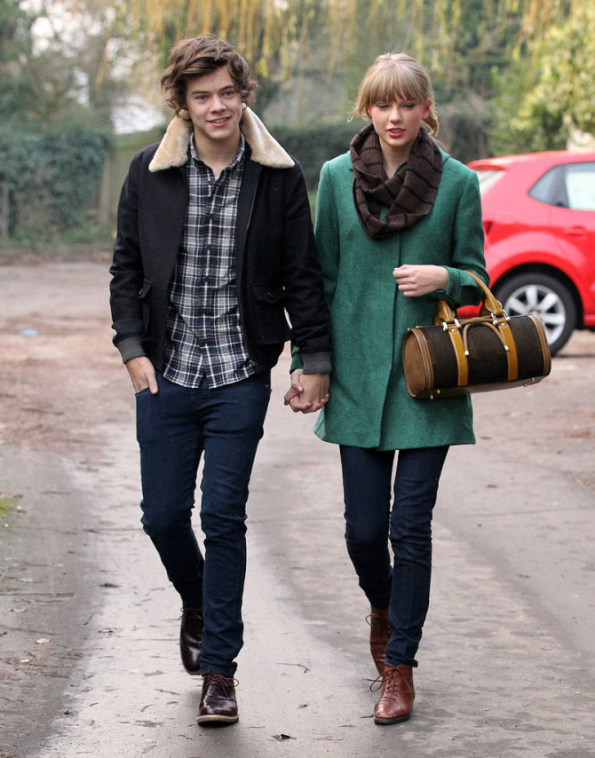 Taylor-Swift-Harry-Styles-Couple-Pictures