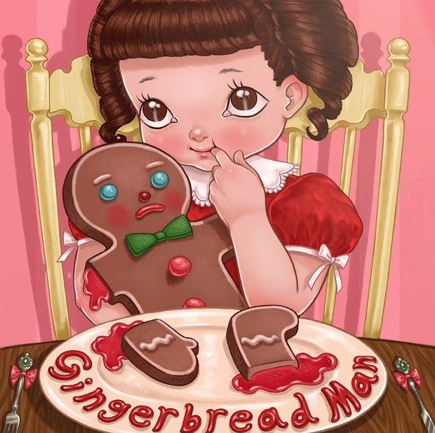melanie-martinez-gingerbread-man
