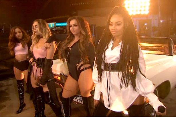 Little Mix Keep it Sassy with 'You Gotta Not'
