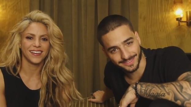 New Music Chantaje By Shakira Featuring Columbian Pretty Boy
