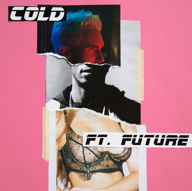 Future Hops On Maroon 5's Anti-Love Song 'Cold'