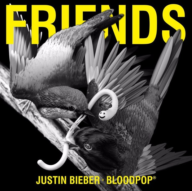 Justin Bieber Releases New Single 'Friends' with BloodPop