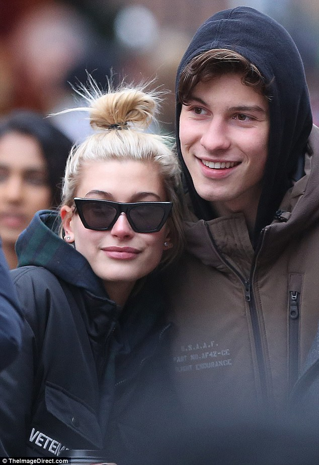 shawn mendes hailey baldwin relationship