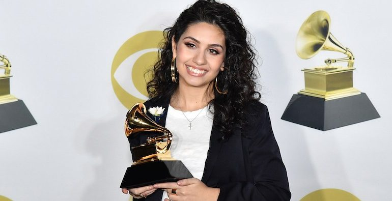 """Alessia Cara's new release """"A Little more"""