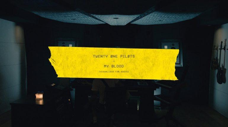 Blood Twenty one pilots