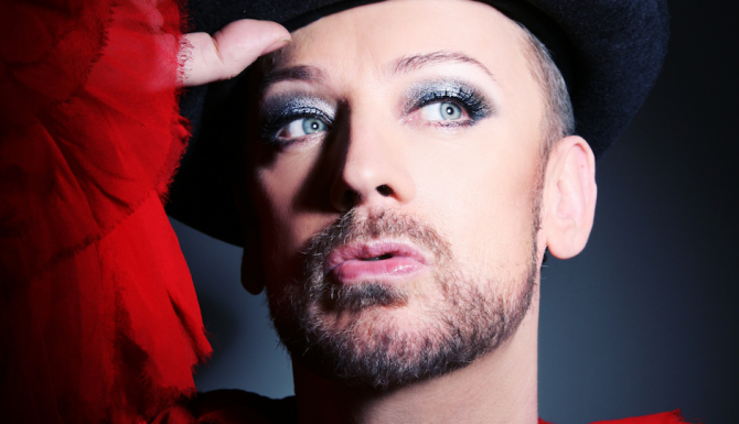 Boy george and Club Culture