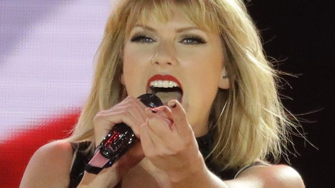 taylor swift the archer