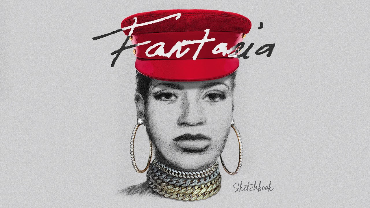 Fantasia holy ghost art cover