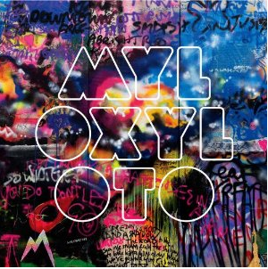 coldplay album review mylo xyloto