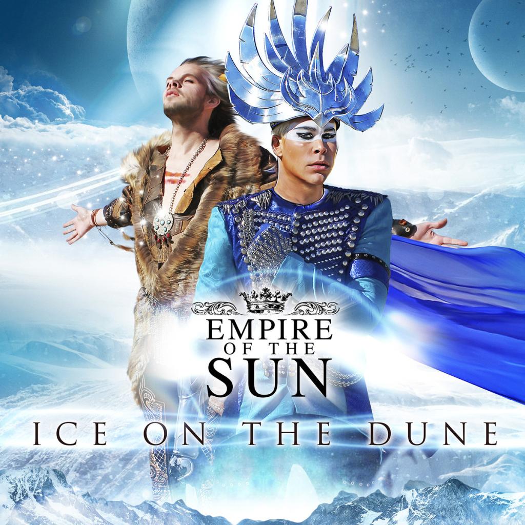 Ice On The Dune artwork