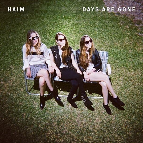 Days Are Gone album