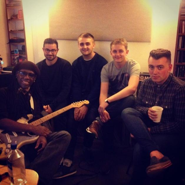 Disclosure and Nile Rodgers