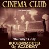 two door cinema club gig