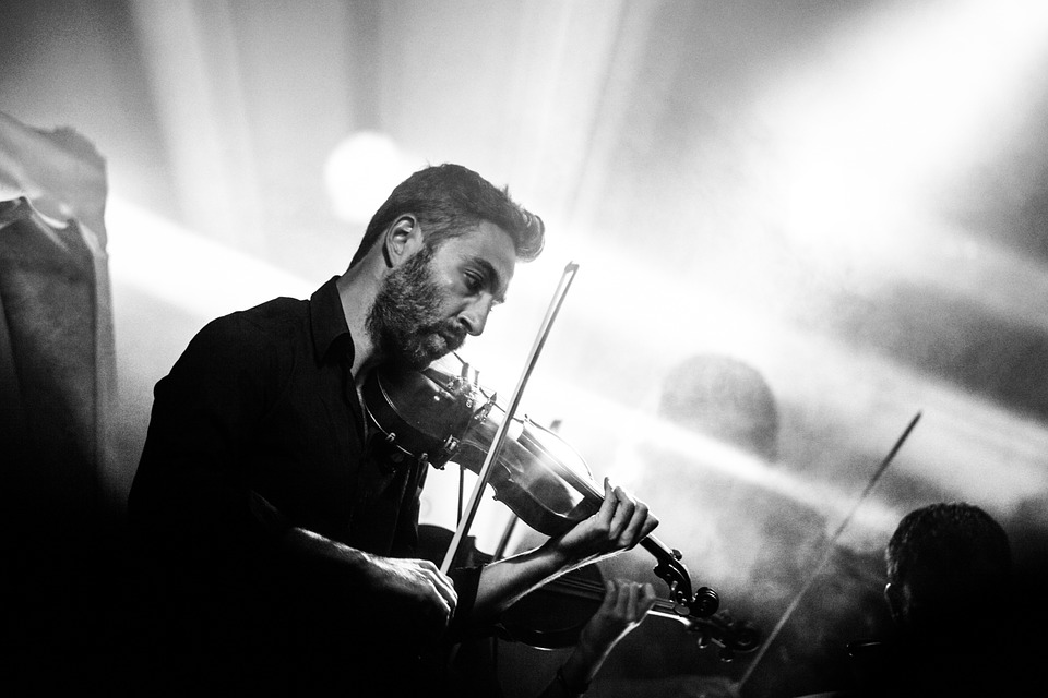 Violin Bow Player