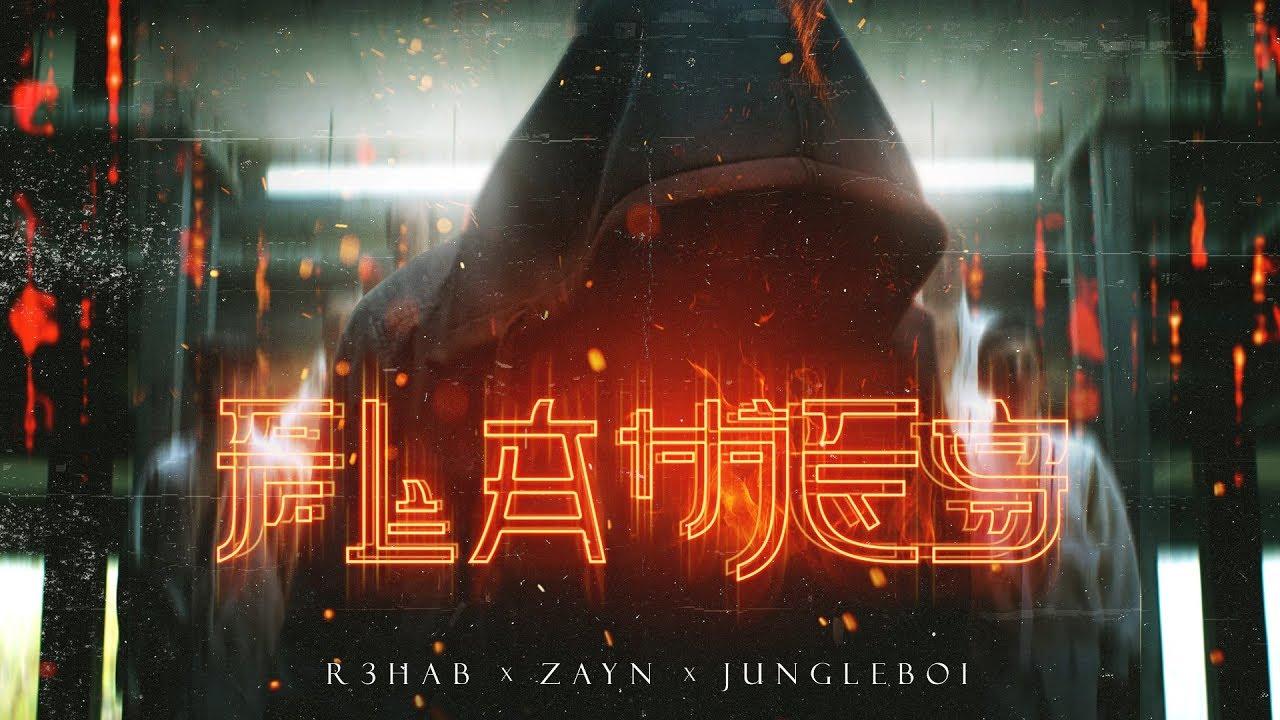 zayn flames