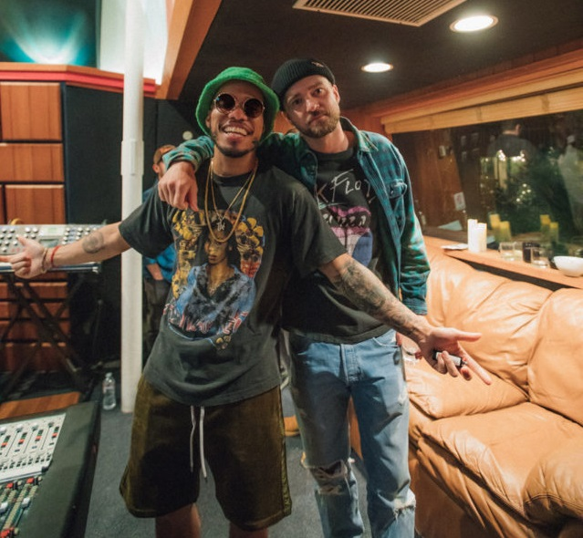 """Justin timberlake feat Anderson Paak """"Don't Slack"""""""