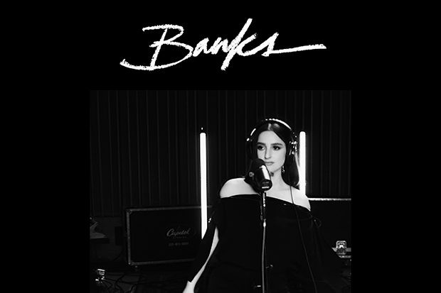 Live and Stripped By Banks