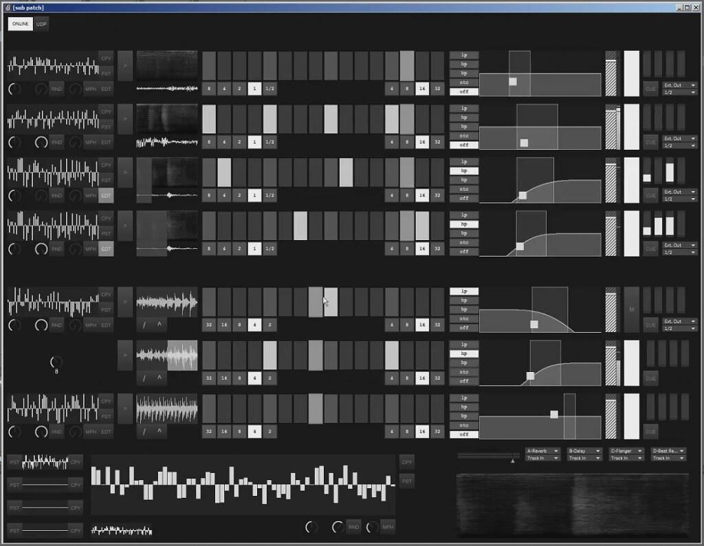 Techno Music Sample